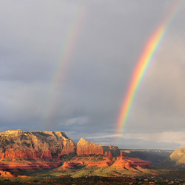 Sedona Arizona + 15 Best Overnight Trips from Las Vegas (photo: Curt Mills) // Local Adventurer #roadtrip #sedona