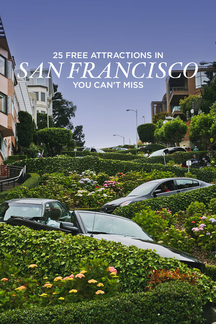 Top Free Attraction in San Francisco You Can't Miss // Local Adventurer #sanfrancisco #sf #norcal