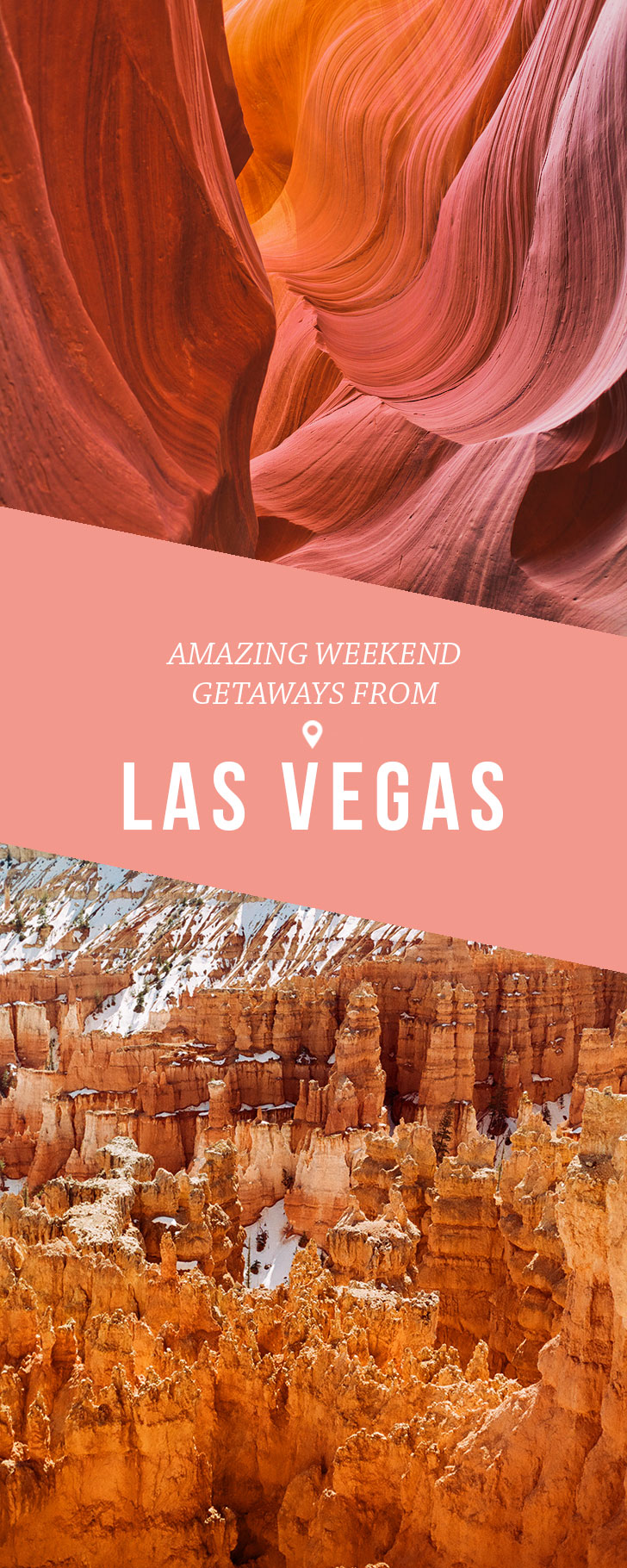 15 Incredible Weekend Trips from Vegas You Can't Miss // Local Adventurer #roadtrip #lasvegas
