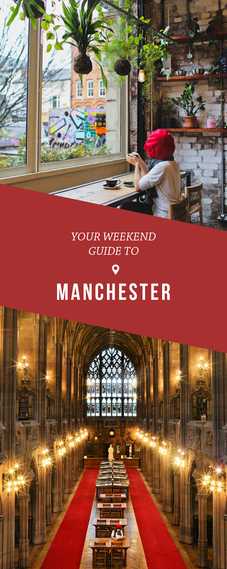 Want to Spend the Perfect Weekend in Manchester England? Check out our 15 Fun Things to Do in Manchester UK // Local Adventurer #uk #unitedkingdom #manchester #europe