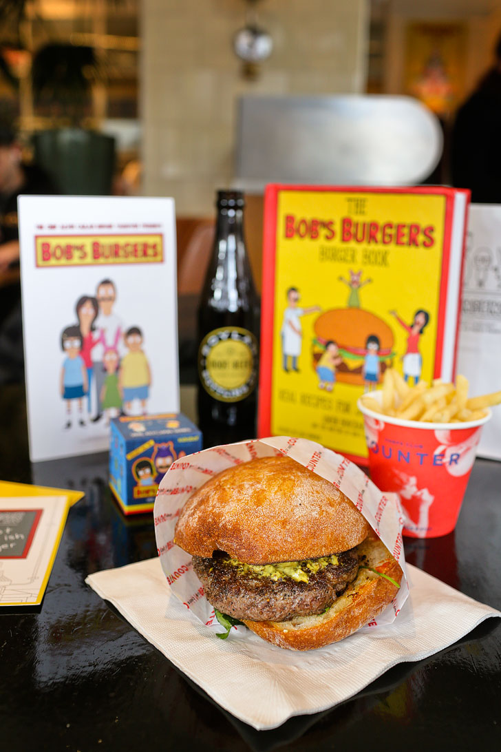 Bob's Burger Pop Up in NYC + Your Essential Guide to New York Pop Up Shops and Restaurants // Local Adventurer #nyc #newyork #popups