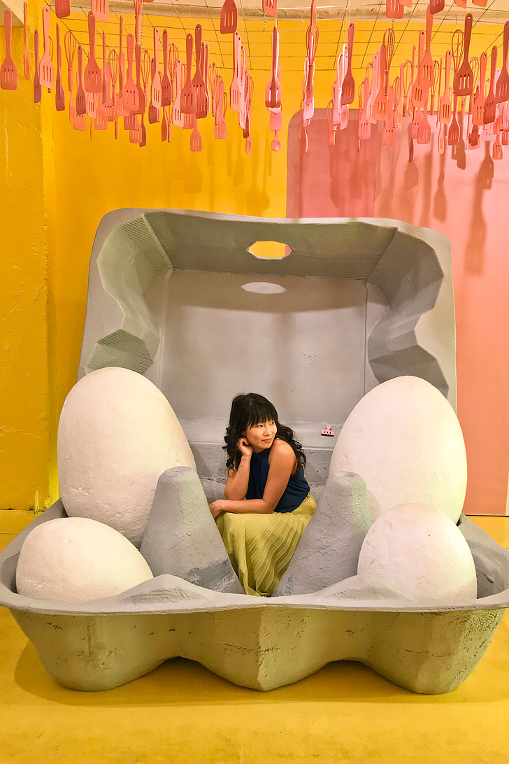 Egg House NYC + Current Incredible Pop Ups in New York You Can't Miss // Local Adventurer #nyc #newyork