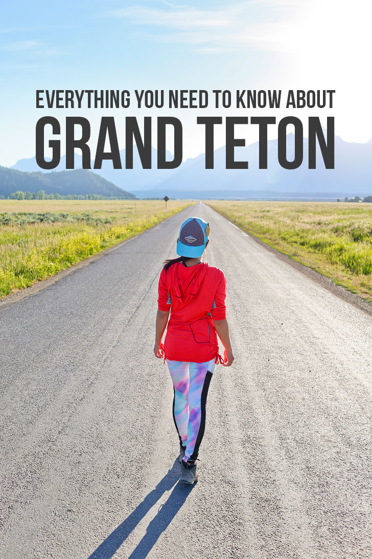 Your Ultimate Guide to Grand Teton National Park | Are you visiting Grand Teton? Click this article to see a list of the 11 Best Things to Do in Grand Teton National Park. There is amazing photography spots, camping, scenic drives, and we include a Grand Teton National Park Hiking bucket list // Local Adventurer #grandteton #wyoming #nationalpark