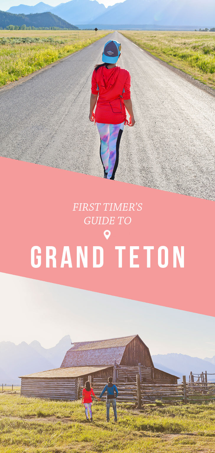 Best Things to Do in Grand Teton National Park | If you're looking for the best things to do in Jackson Hole, Grand Teton National Park will be on the top of every list. Check out this article to plan your trip. We list the best things to do, where to see wildlife, where you can camp, and everything you need to travel there // Local Adventurer #wyoming #grandteton #nationalpark