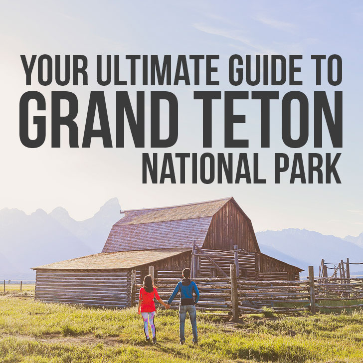 Your Ultimate Guide to Grand Teton National Park Wyoming | Are you visiting Grand Teton? Click this article to see a list of the 11 Best Things to Do in Grand Teton National Park. There is amazing photography spots, camping, scenic drives, and we include a Grand Teton National Park Hiking bucket list // Local Adventurer #grandteton #wyoming #nationalpark
