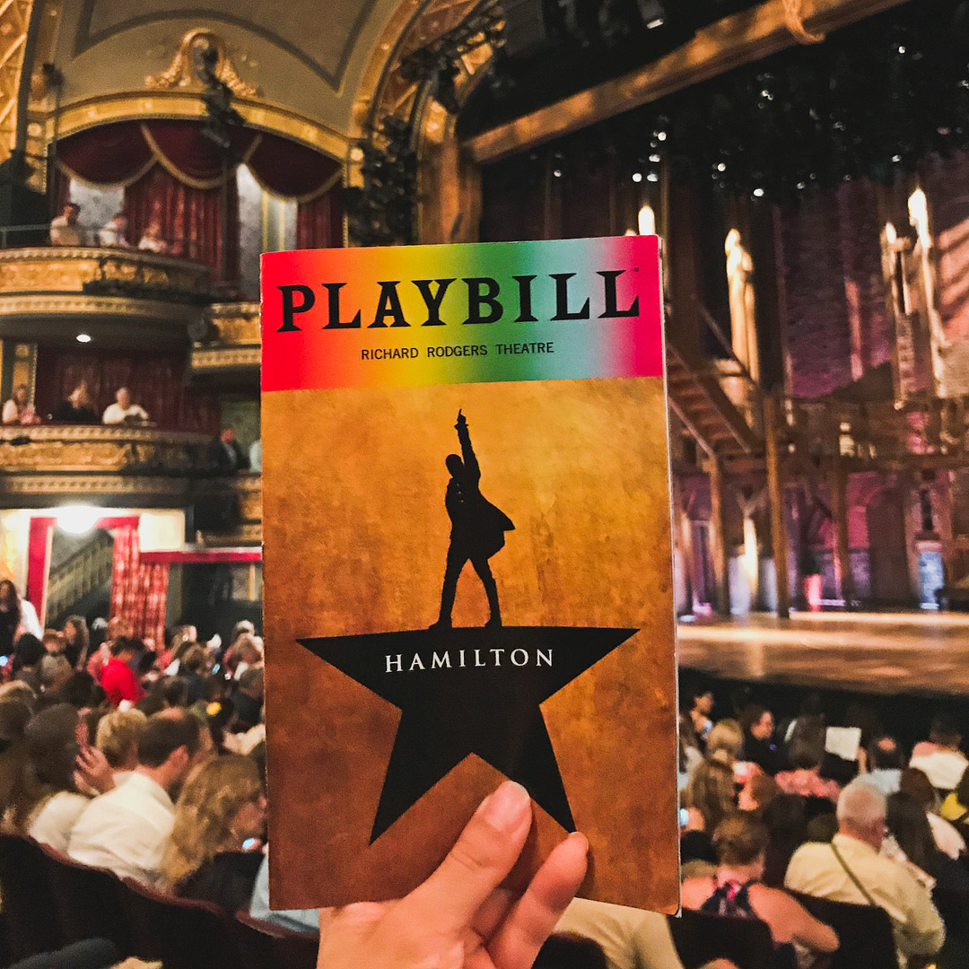 9d588def4ddda3 Hamilton the Musical + Your Guide to the Best Broadway Musicals and Shows  in NYC +