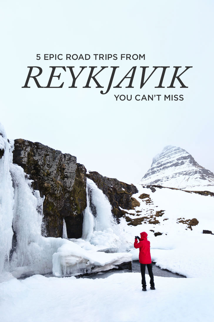 5 Epic Day Trips from Reykjavik Iceland You Can't Miss | Best Places to Drive to in Iceland - Are you traveling to Iceland? Click the article to see the beautiful places that are only a day trip away from Reykjavik. Why you should visit them, Iceland road trip travel tips, and what to do in Reykjavik // Local Adventurer #reykjavik #roadtrip #iceland