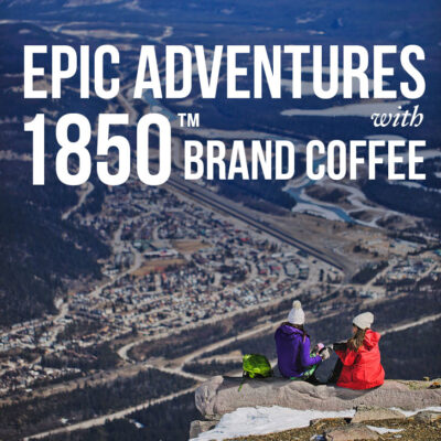 Epic Adventures with 1850 Brand Coffee // Local Adventurer