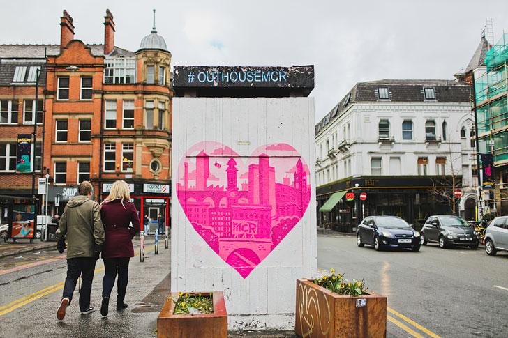 Northern Quarter Street Art Tour in Manchester England // Local Adventurer #manchester #uk #england
