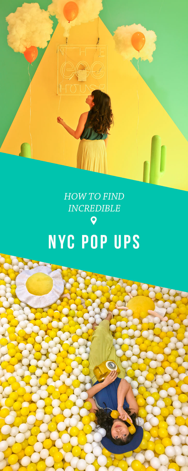 Your Essential Guide to New York Pop Up Events + How to Find Them // Local Adventurer #newyork #nyc