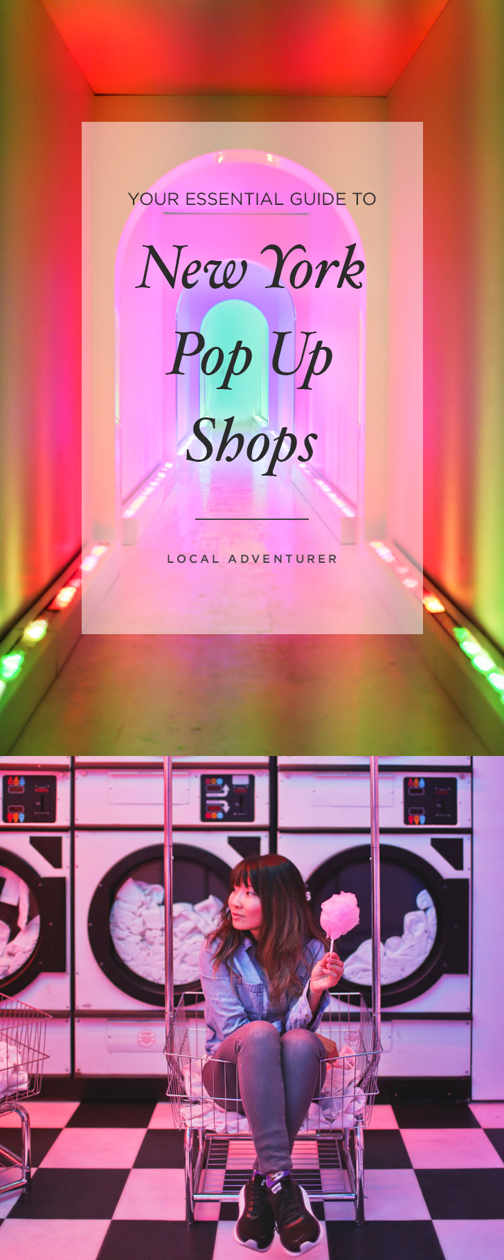 Your Essential Guide to NYC Popups + How to Find Them // Local Adventurer #newyork #nyc