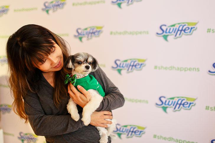 Swiffer NYC Pet Event // Local Adventurer #swiffer #shedhappens