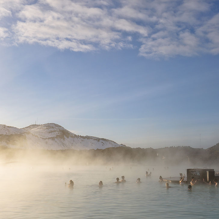 The Blue Lagoon Spa - Heading to Iceland? Check out our full article with 5 best day trips from Reykjavik Iceland + Tips for your visit // Local Adventurer #reykjavik #iceland