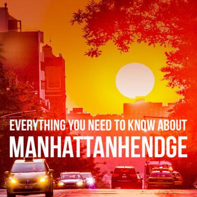 Everything You Need to Know About Manhattanhendge - Where to See Manhattanhendge, What Dates, Photography Tips and More // Local Adventurer #nyc #manhattanhendge