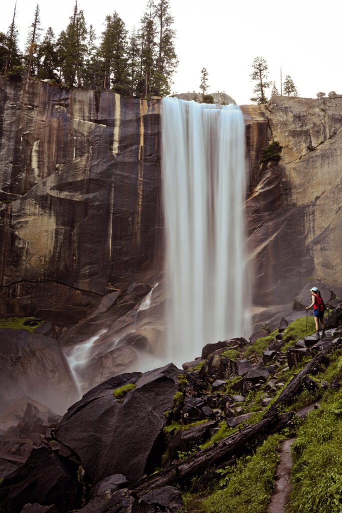 Mist Trail Hike + 11 best hikes in Yosemite National Park