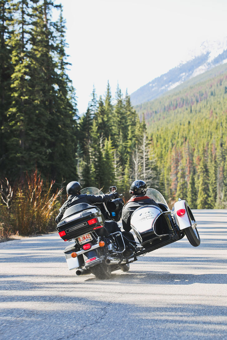 Jasper Motorcycle Tours + 15 Unforgettable Things to Do in Jasper National Park | If you're headed to the Canadian Rockies, you need to visit Jasper National Park. It is one of the most beautiful places for anyone who loves nature, photography, or adventure. Click on this article to find out what you need to add to your bucket list // Local Adventurer #jasper #alberta #canada