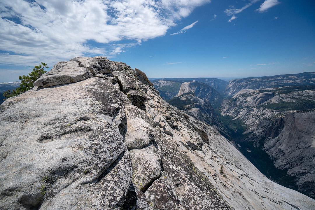 Clouds Rest Trail + Hiking at Yosemite, Hiking Trails Yosemite, and Best Yosemite Hikes // Local Adventurer #localadventurer #yosemite #california #nationalpark #visitcalifornia #visitca #findyourpark