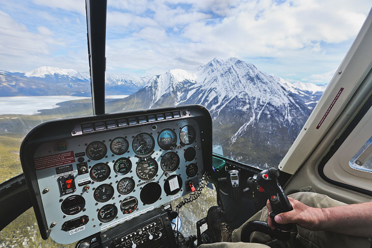 Heli Hiking the Canadian Rockies + 15 Best Things to do in Jasper Canada | Don't start planning your trip to Jasper National Park before checking out this article. Find out the best time to travel to the park, what hikes you should add to your bucket list, and the best activities to do while you're there. Make the most of your visit to the beautiful Canadian Rockies // Local Adventurer #jasper #alberta #canada