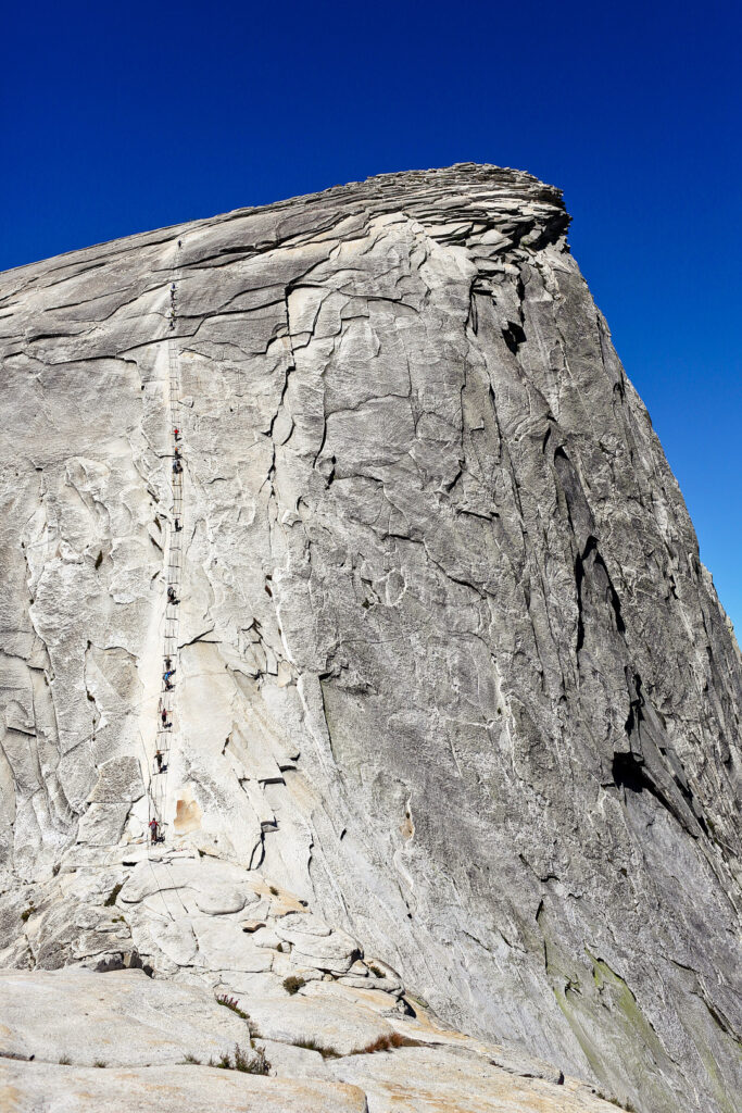 Hiking Half Dome + Traveling to Yosemite National Park? Take a look at these 11 best hikes in Yosemite National Park. These Yosemite hiking trails are also some of the best hiking trails in California and the US that you'll want to add to your hiking bucket lists. They take you to some of the most beautiful places and best views in Yosemite. // Local Adventurer #localadventurer #yosemite #california #nationalpark #visitcalifornia #visitca #findyourpark