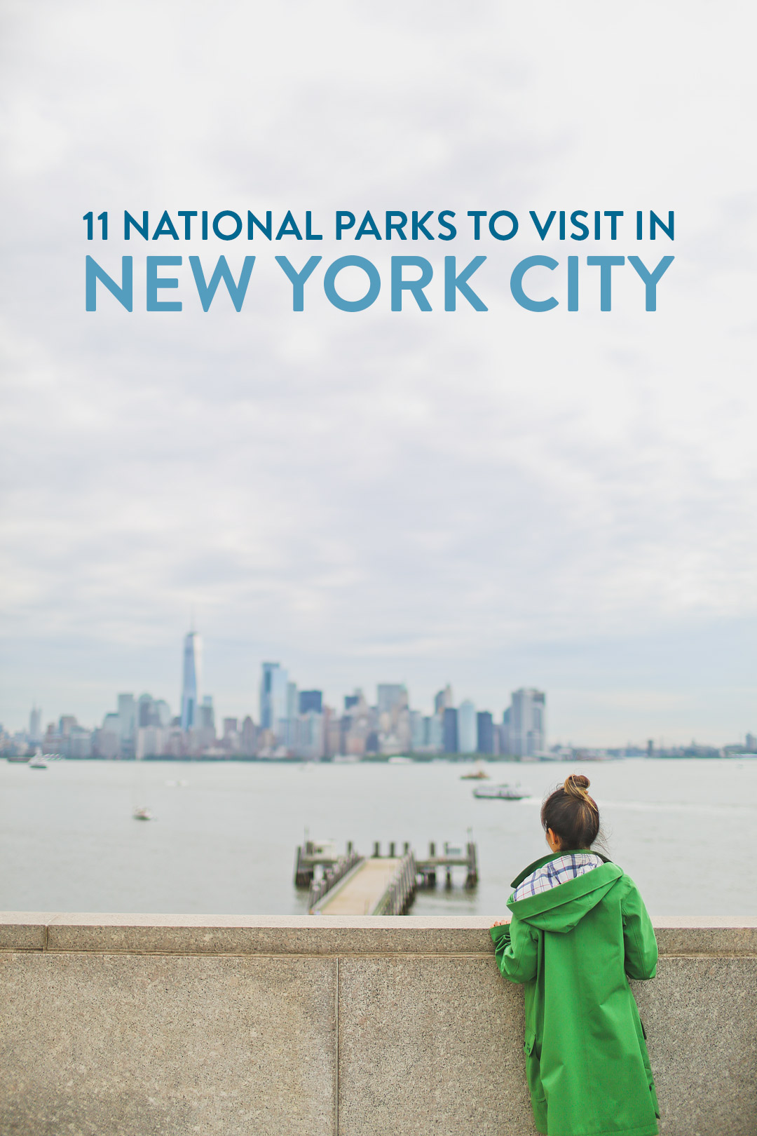 Did you know that there are 11 national parks in New York City? Save this pin and click through to see our ultimate guide. We include tips on visiting the Statue of Liberty National Monument, Federal Hall, and other famous landmarks in New York. To keep you exploring, we even include a list of the upstate ny state parks, popular new york state parks, and other nyc parks. // Local Adventurer #seeyourcity #nycgo #nyc #iloveny #newyork #newyorkcity #visittheusa