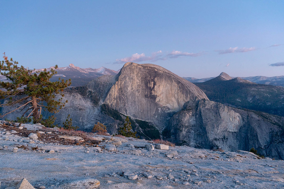North Dome Hike + Taking a trip to Yosemite National Park? Save this pin and click to see details on the 11 best hikes in Yosemite National Park you shouldn't miss. These Yosemite hiking trails are also some of the best hikes in California and the US that you'll want to add to your hiking bucket lists. They take you to the park's most beautiful places and scenic views. (photo: Josh McNair of ThroughMyLens) // Local Adventurer #localadventurer #yosemite #california #nationalpark #visitcalifornia #visitca #findyourpark