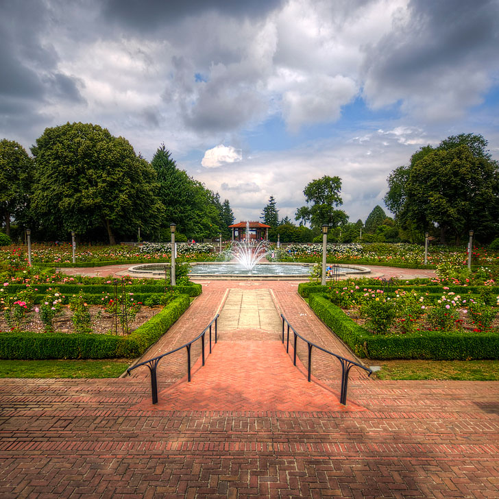 peninsula park portland oregon sq - Where to Find Roses in Portland Oregon aka Rose City