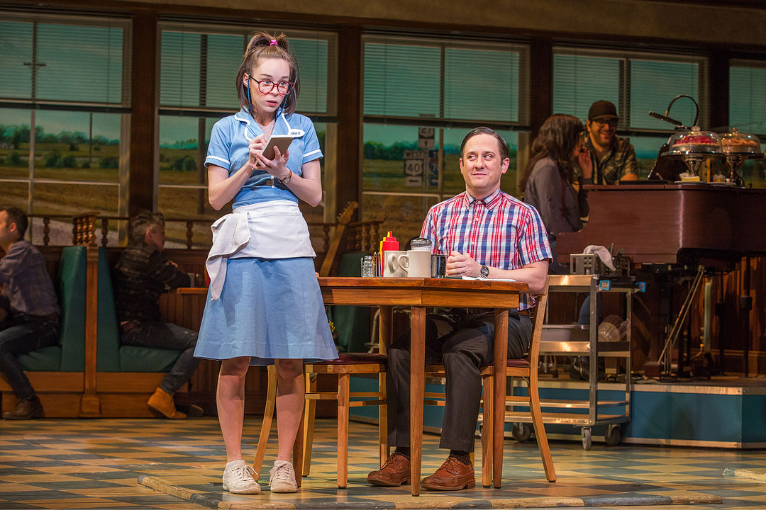 Waitress Musical - Best Broadway Musicals NYC (photo: Jeremy Daniel)