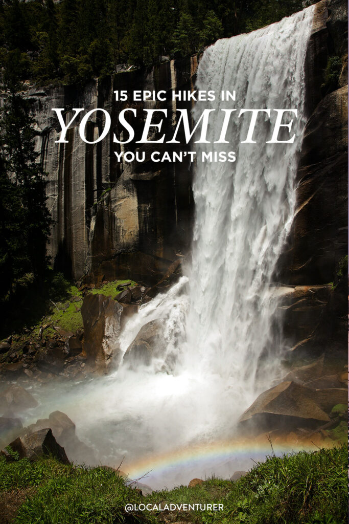 Yosemite Day Hikes