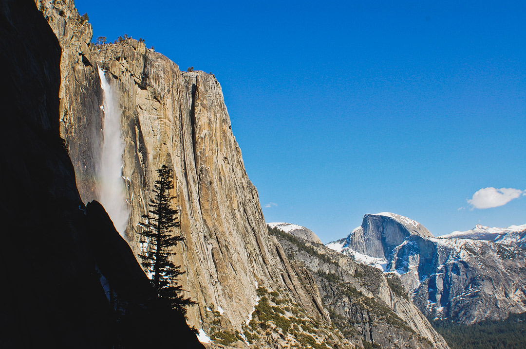 Yosemite Falls Trail + Hike to Top of El Capitan + Best Hiking in Yosemite // Local Adventurer #localadventurer #yosemite #california #nationalpark #visitcalifornia #visitca #findyourpark
