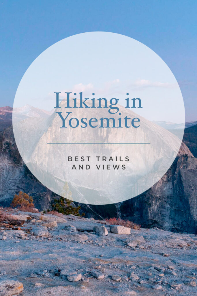 Are you going to be in Yosemite National Park? Save this pin and click to see details on the 11 best hikes in Yosemite National Park you shouldn't miss. These Yosemite hiking trails are also some of the best hikes in California and the US that you'll want to add to your hiking bucket lists. They take you to the most beautiful places, waterfalls, and views in Yosemite. // Local Adventurer #localadventurer #yosemite #california #nationalpark #visitcalifornia #visitca #findyourpark