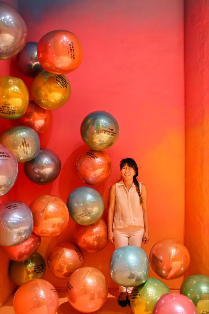 Color Factory Pop Up Museum NYC + Your Essential Guide to NYC Pop Up Museums // Local Adventurer #nyc #popup #newyork #usa #newyorkcity #instagram #photography #travel #colorfactory #travelcolorfully