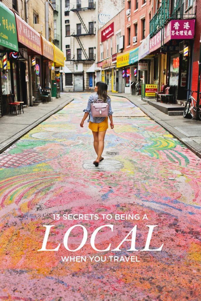 13 Secrets on How to Live Like a Local When You Travel // Local Adventurer #travel #traveltips #local #localtravel