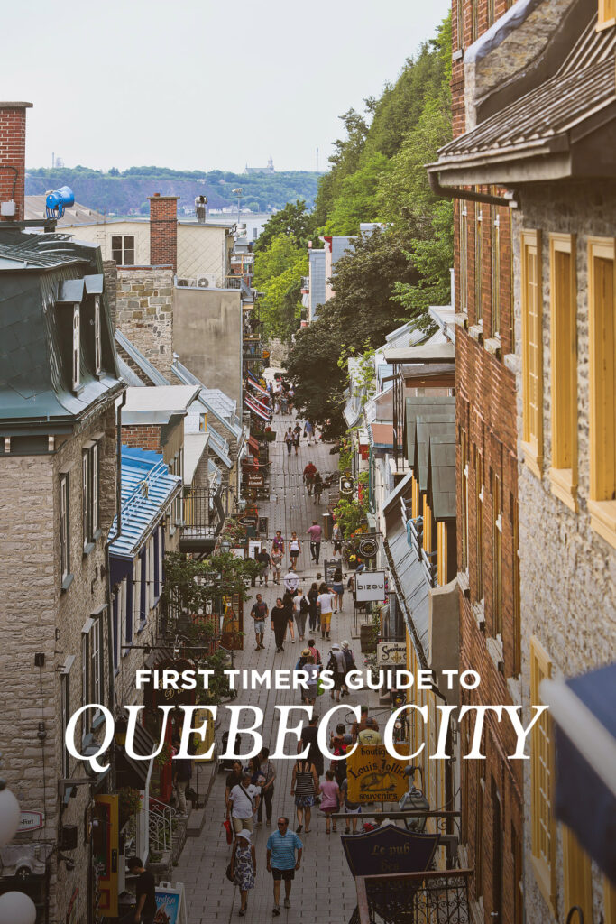 Heading to quebec city? Save this pin and click to check out my blog post listing the best things to do in quebec city. It includes the best quebec city sightseeing spots, great views of the city, places to stay in quebec city, and where you visit in downtown quebec city. Use this guide to help you plan the best trip and catch all the quebec city must sees. // Local Adventurer #quebec #quebeccity #canada #travel