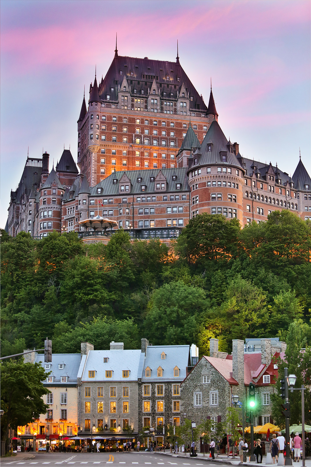 Looking for the best things to do in quebec city? Save this pin and click to see our blog post. It includes what to see in quebec city, where to visit to learn more about quebec city history, what you can't miss in old quebec, where to stay in quebec city, and more. Use this quebec city travel guide to make the most of your trip. // Local Adventurer #quebec #quebeccity #canada #travel