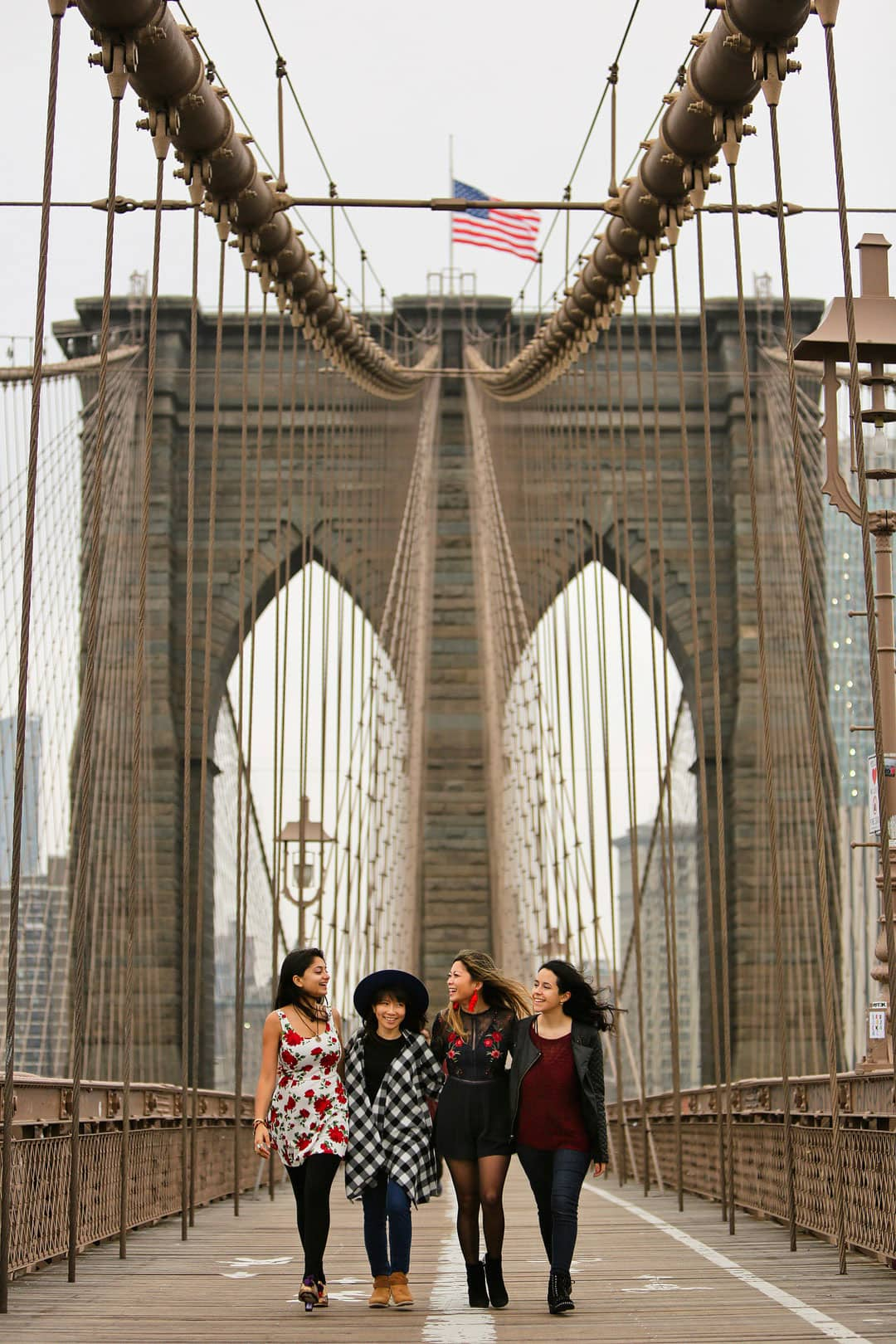 Brooklyn Bridge Pictures + 25 Best Instagram Spots in NYC