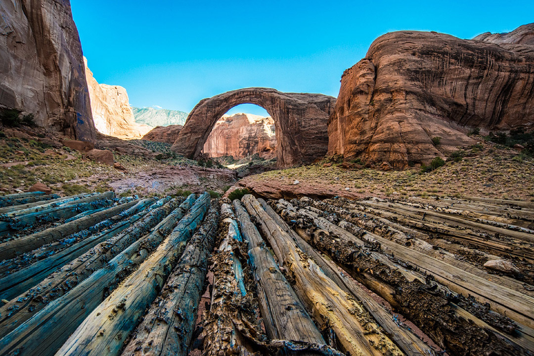 How to Get to Rainbow Bridge National Monument + Your Essential Guide to Glen Canyon National Recreation Area // Local Adventurer #usa #travel #arizona #utah #az #boating #outdoors #traveltips #hiking #rainbowbridge