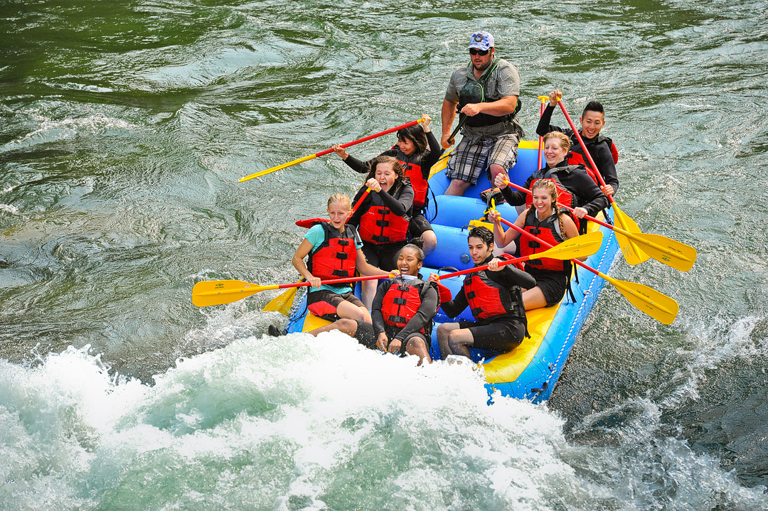 Jackson Hole White Water Rafting + 11 Epic Things to Do in Jackson Hole Wyoming // Local Adventurer