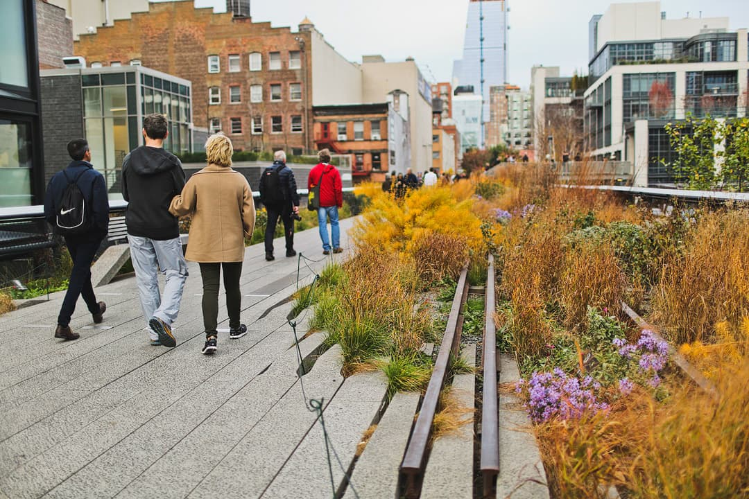 New York High Line Photos + 25 Best Photoshoot Locations NYC