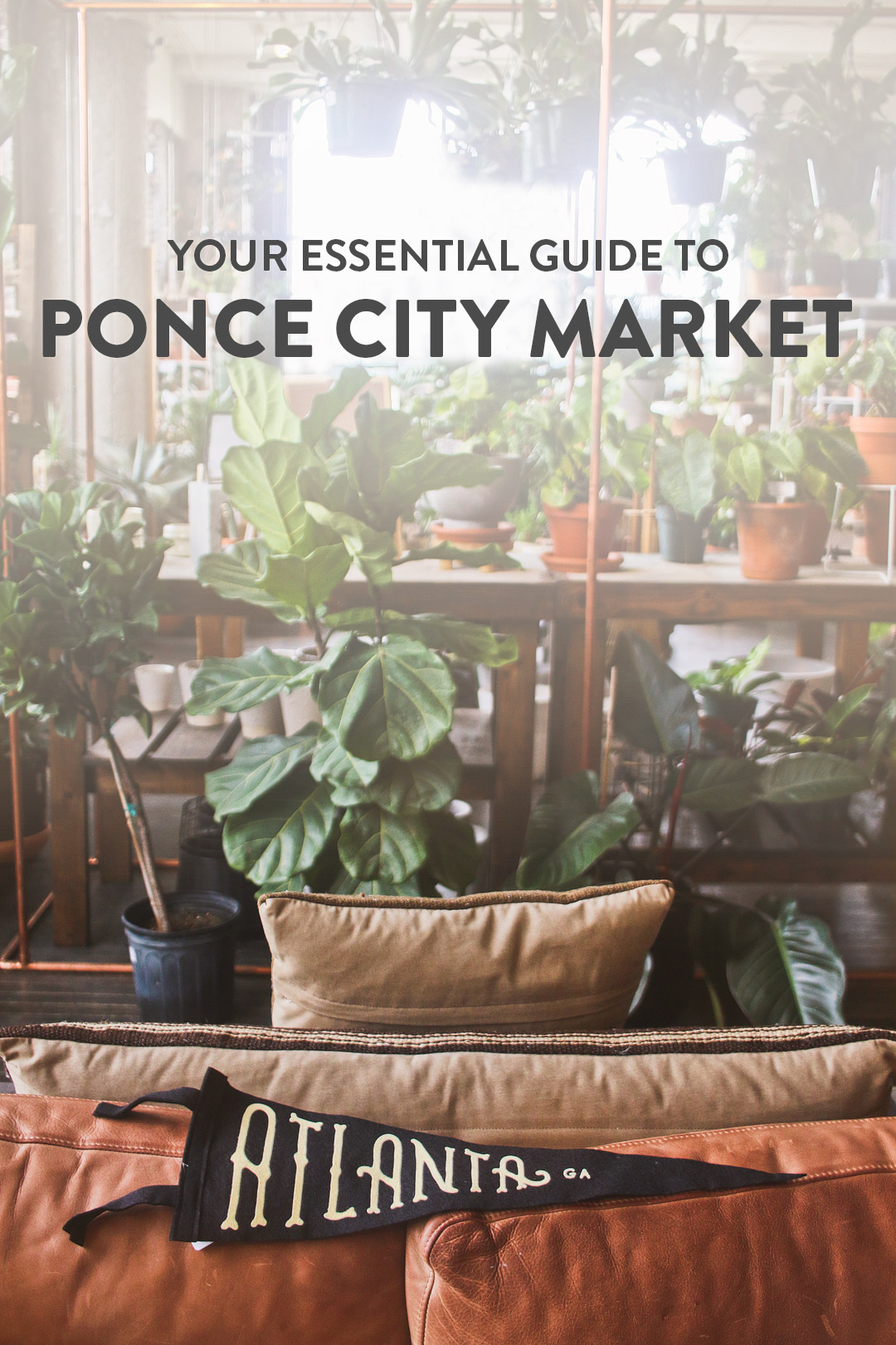 Your Essential Guide to PCM Atlanta - the best restaurants, bars, and shops on Ponce de Leon // Local Adventurer #atlanta #pcm #ponce #atl #georgia #ga #usa #travel #localadventurer