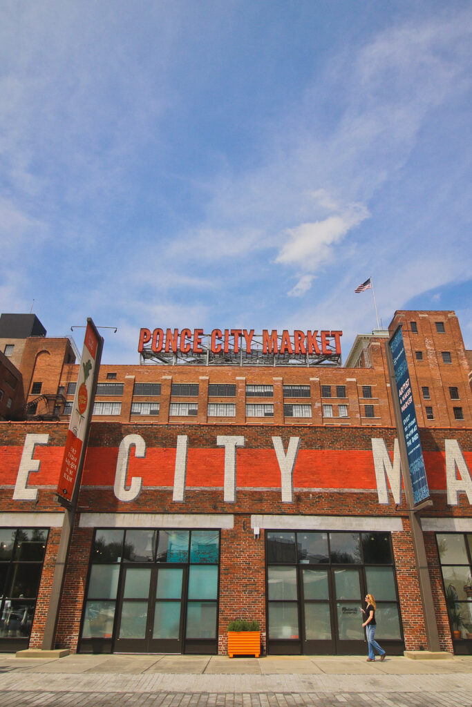 Your Essential Guide to Ponce Market Restaurants, Shops, and Bars // Local Adventurer #localadventurer #pcm #atlanta #atl #food #foodie #georgia #ga #usa #travel