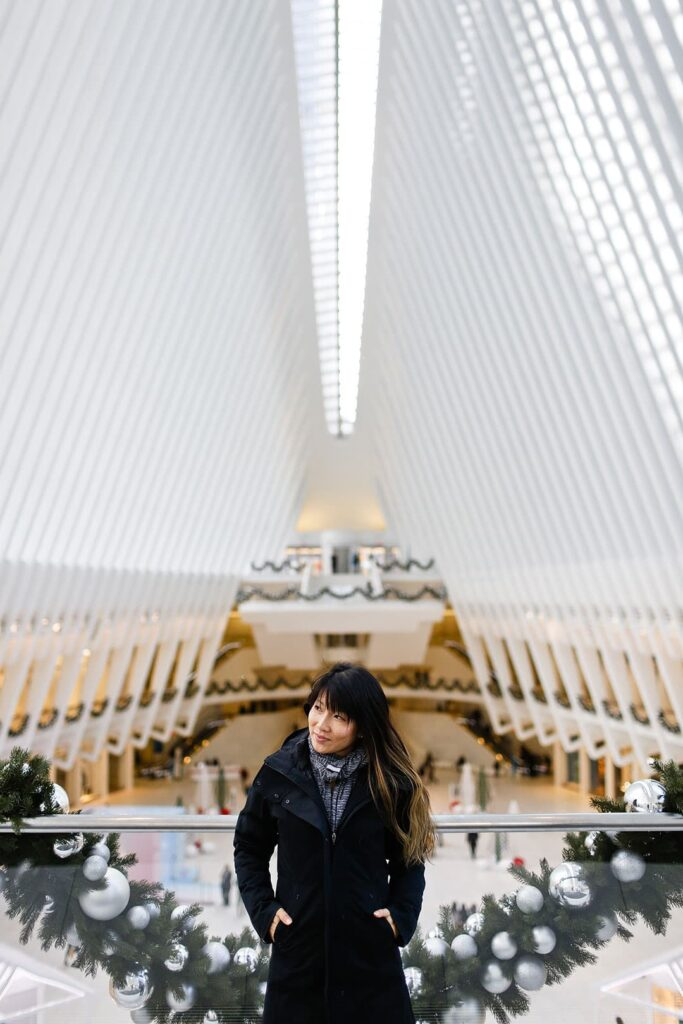 The Oculus New York, World Trade Center's Transportation Hub, New York City + 25 Most Instagrammable Spots in NYC