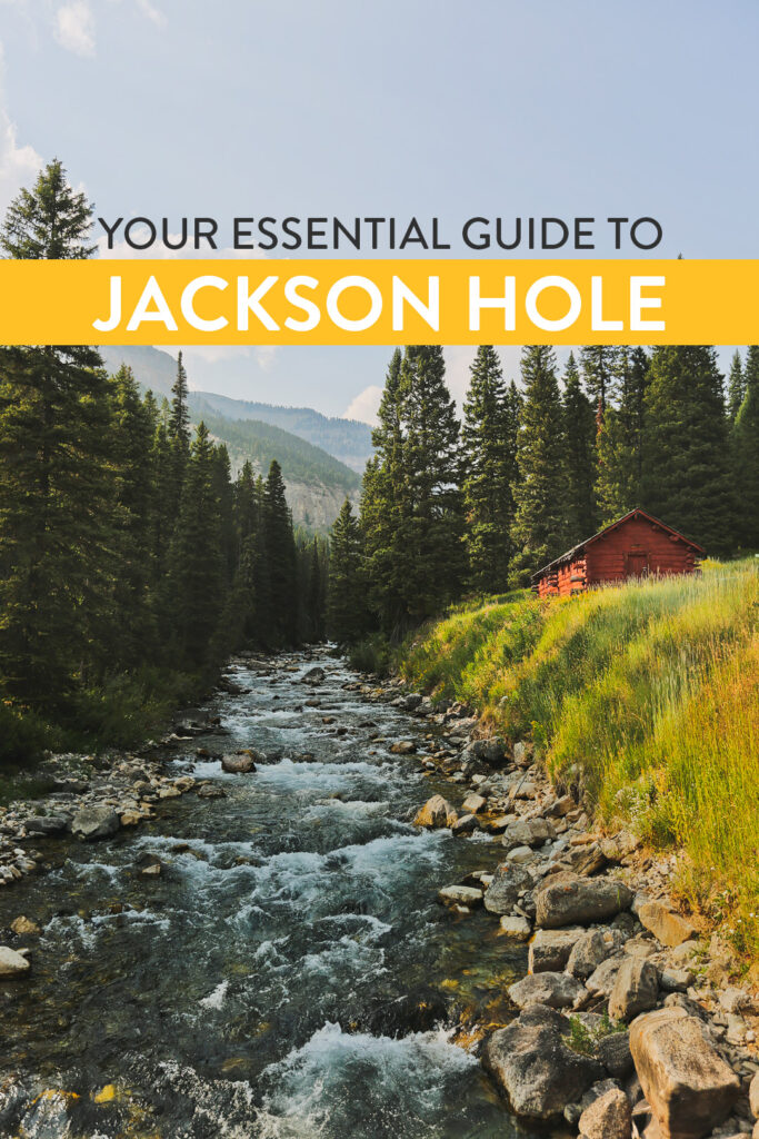 Your Essential Guide on What to Do in Jackson Hole Wyoming // Local Adventurer #thatswy #wyoming #wy #usa #travel #outdoors #nature #adventure #jacksonhole #jackson #landscape