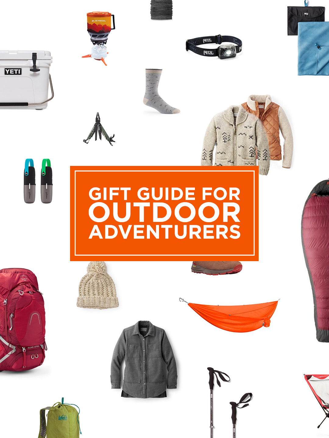 25 GIFTS YOUR OUTDOOR ADVENTURERS WILL ACTUALLY LOVE ESSENTIAL GIFT GUIDE For 2018