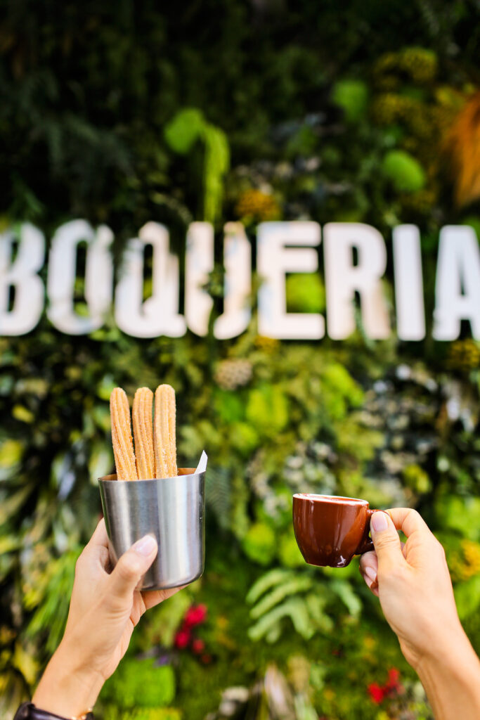 Boqueria NYC + 17 Best Desserts in NYC and Ones You Should Skip // Local Adventurer #nyc #newyork #newyorkcity #usa #food #foodie #travel #wanderlust #desserts #churros