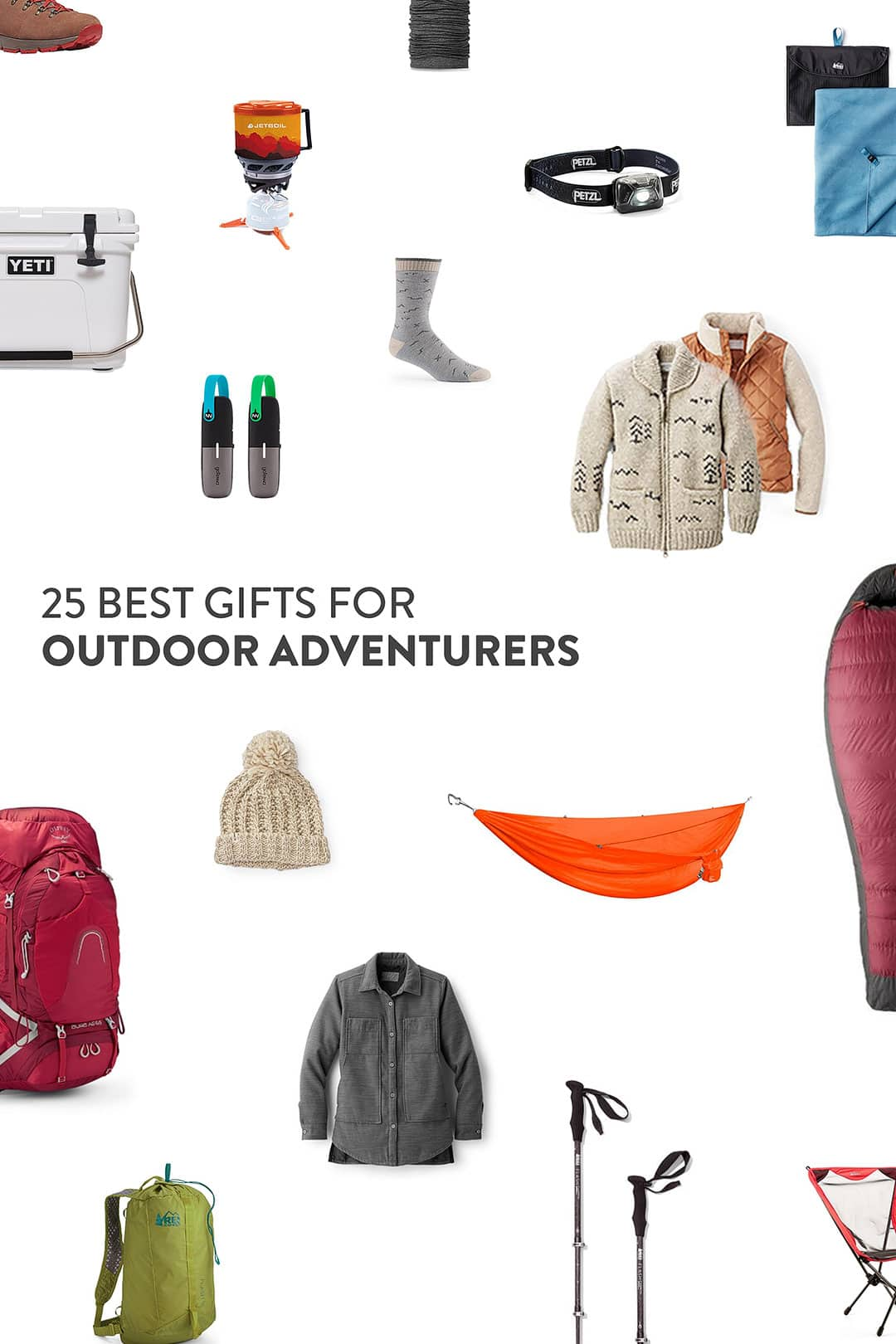 The Ultimate Outdoor Gift Guide Your Outdoorsy Friends Will Love and Use