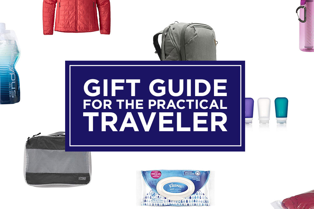 25 BEST GIFTS FOR TRAVELERS: A PRACTICAL GIFT GUIDE FOR 2018