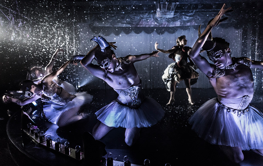 Company XIV Nutcracker Rouge + Best Christmas Shows in NYC
