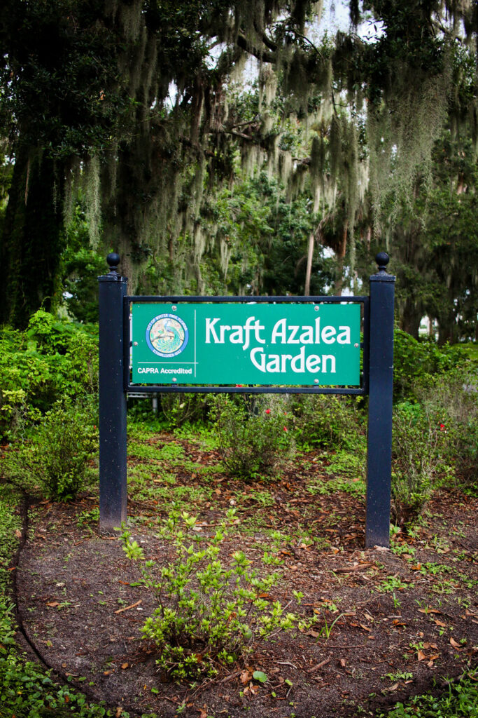 Kraft Azalea Garden + 25 Things to Do in Orlando for Free