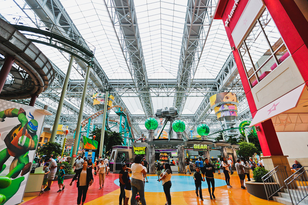 Mall of America Minneapolis Minnesota