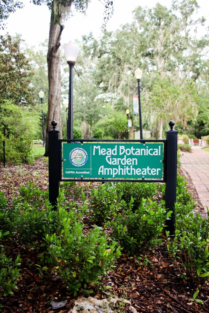 Mead Gardens + 25 Free Attractions in Orlando